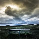 Gewitterstimmung auf Groß Zicker auch Zickersche Berge - Insel Rügen Fotografie Manto Sillack Fotokurse auf Rügen Inselfotografie, Landschaftsfotograf